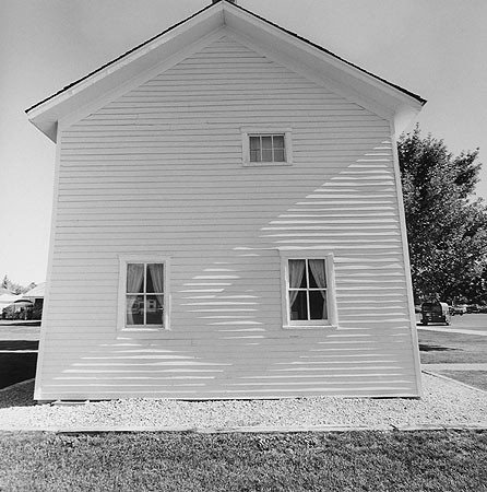 Lee Friedlander, Cody, Wyoming, 2000