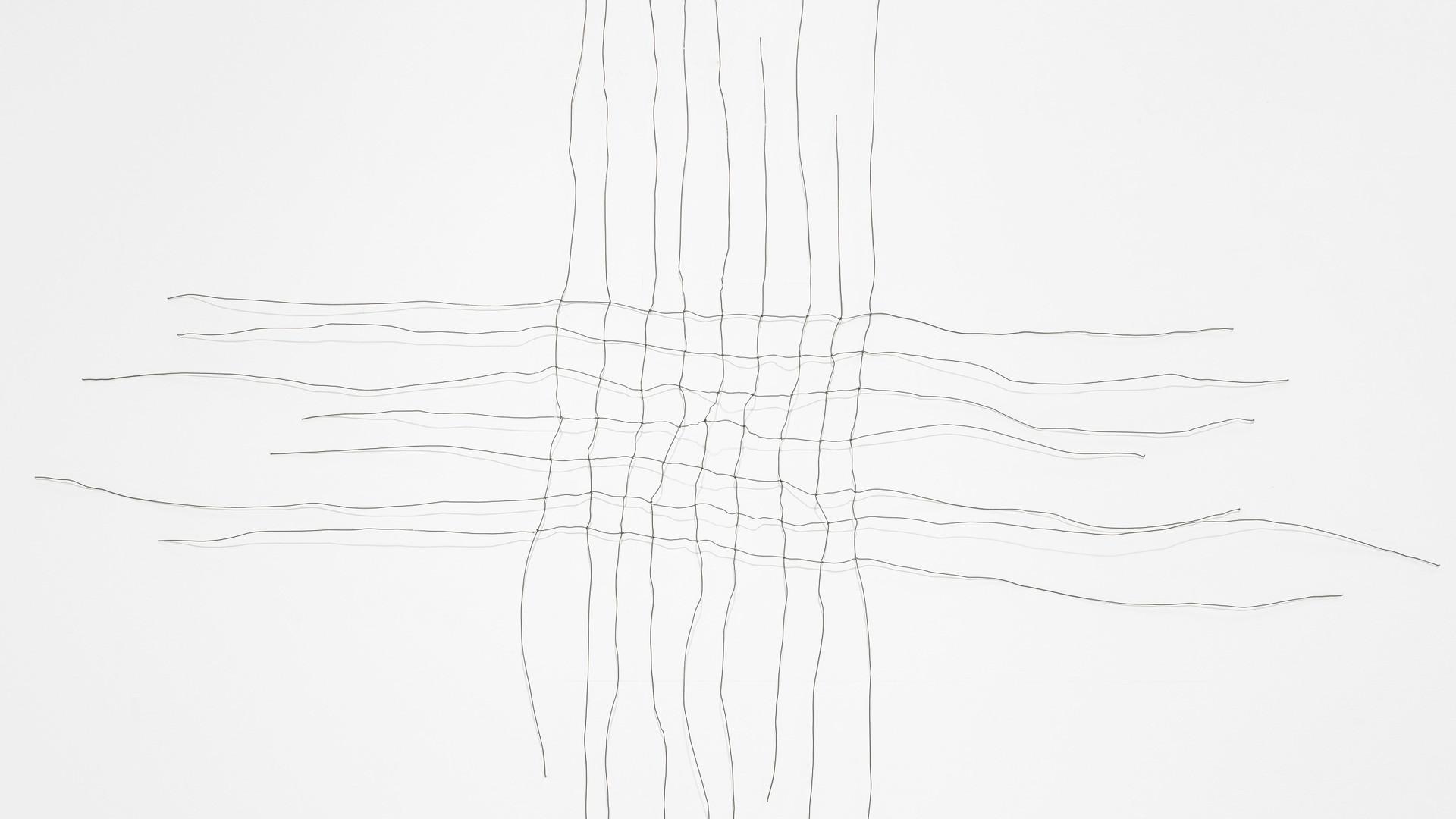 Maya Lin, Wire Landscape, Matterhorn, 2012