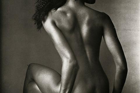 Irving Penn, Naomi Campbell, New York, 1994
