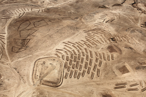 Fazal Sheikh, Desert Bloom 13, 2011