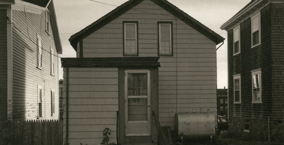 Richard Benson, The Dark House, Newport, RI, 1978
