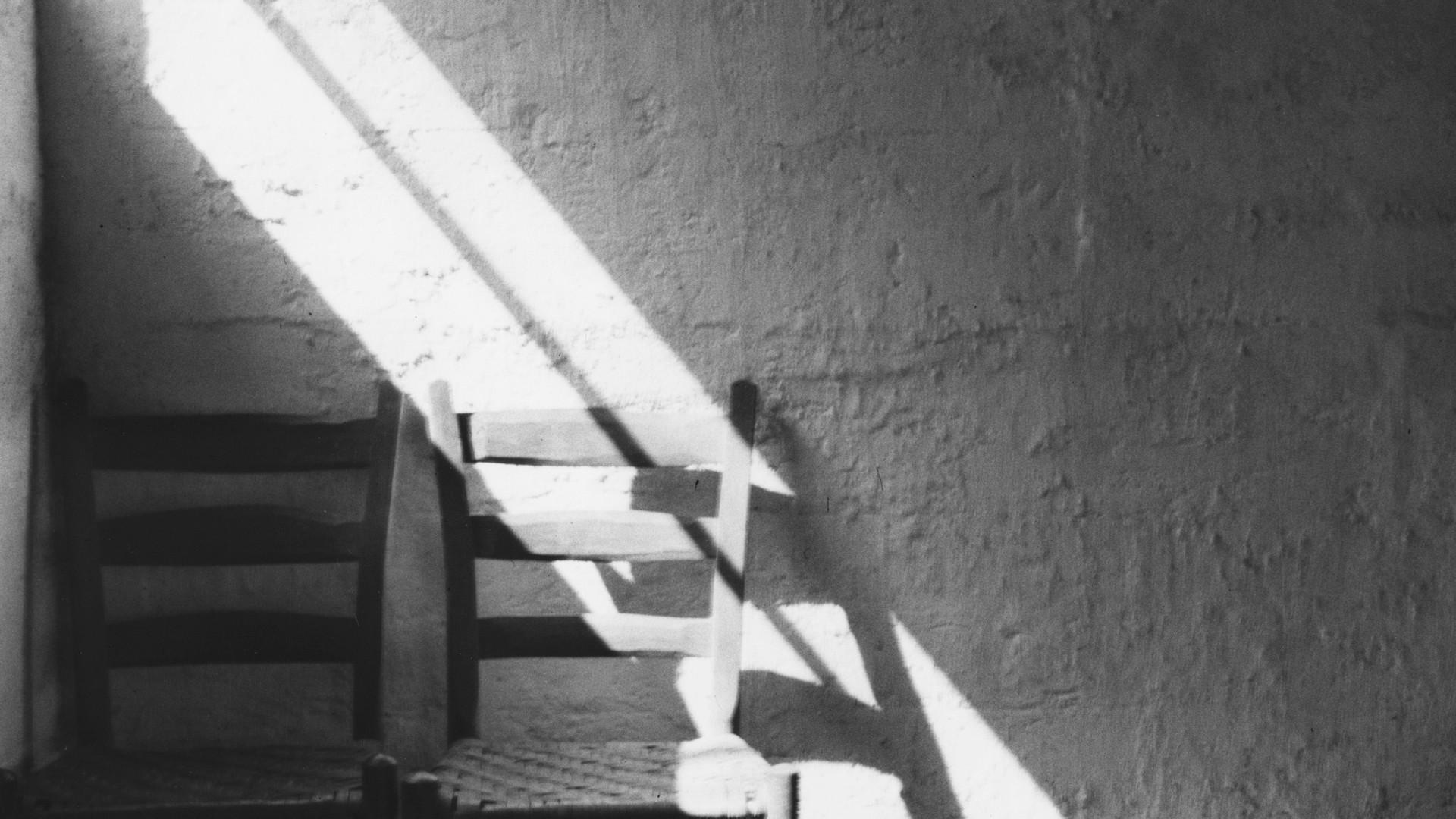 Robert Rauschenberg, Quiet House - Black Mountain, 1949