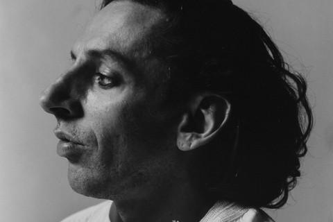 Peter Hujar, John Heys in Profile (White Shirt), 1985