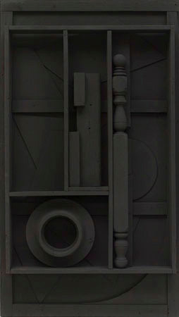 Louise Nevelson, Untitled, 1976-78