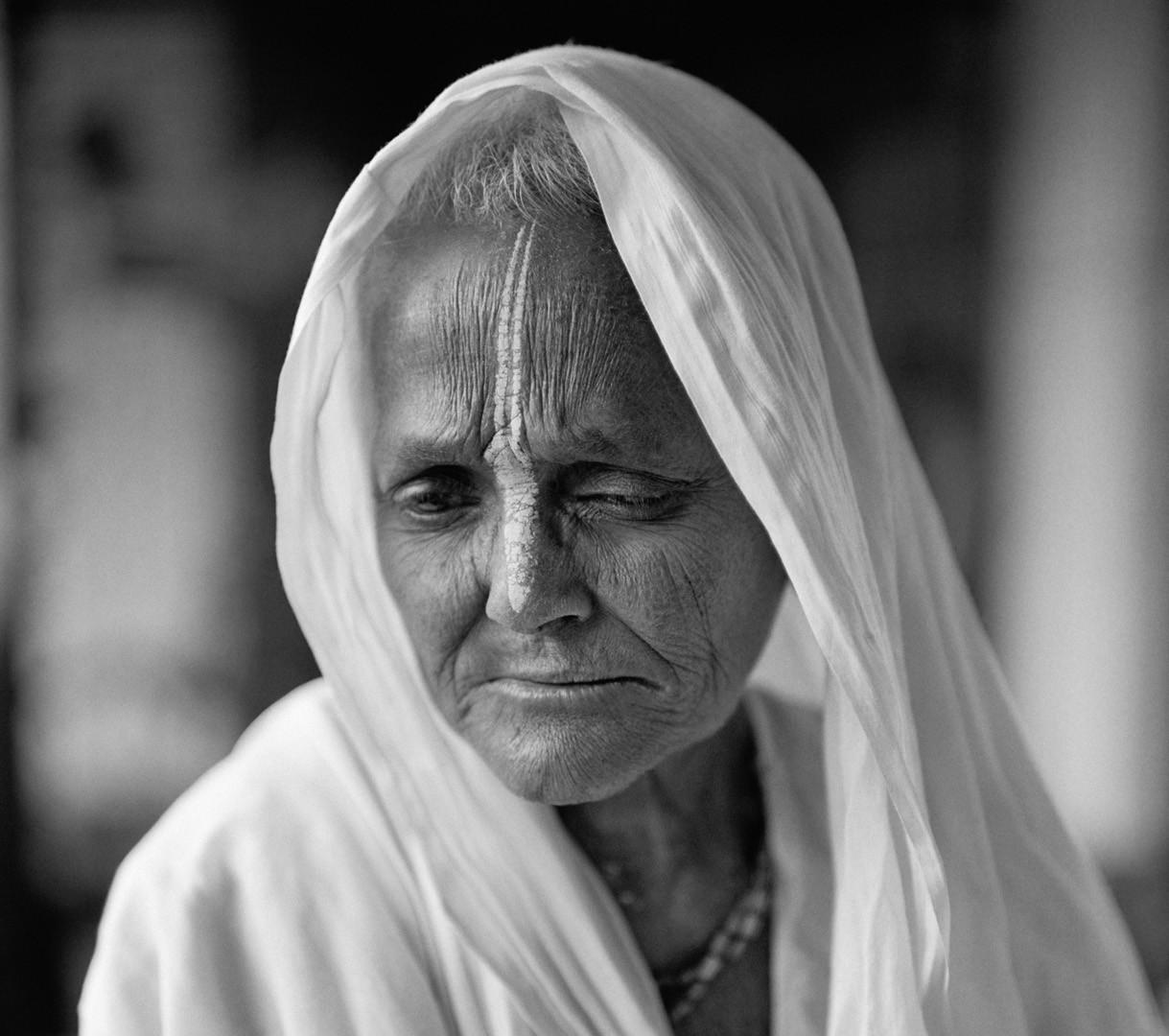 """Fazal Sheikh, Pramila Satar (""""Lover""""), Vrindavan, India, 2005"""