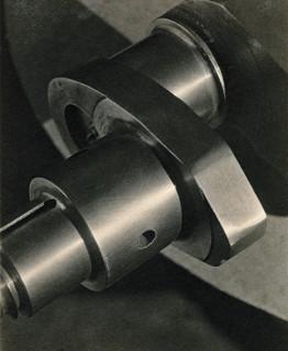 Paul Outerbridge, Jr. (1896-1958), Marmon Crankshaft, 1923