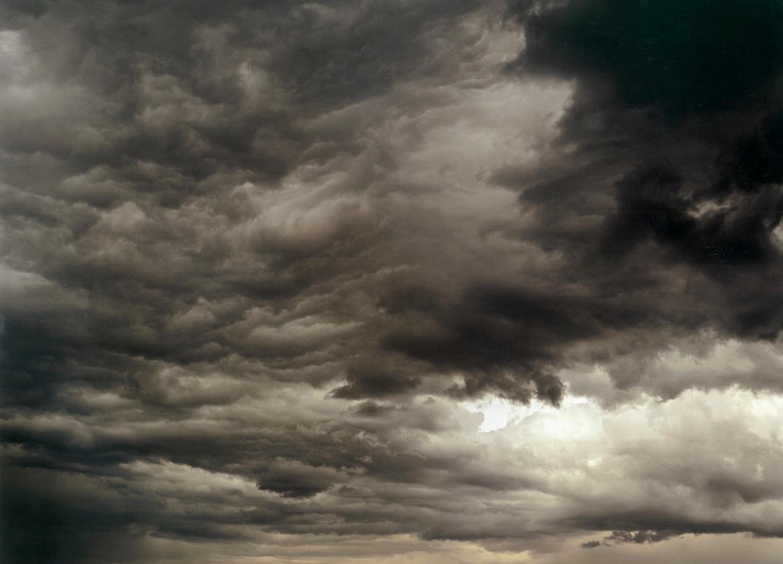 Richard Misrach, Cloud #005, 1987