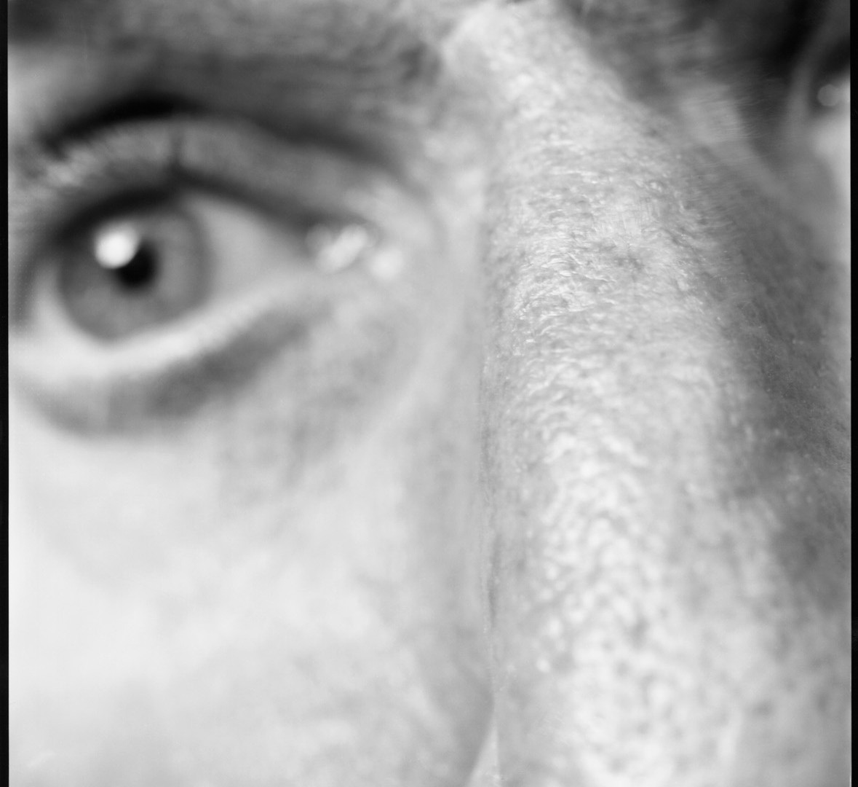 Nicholas Nixon, Self (07), Brookline, 2008