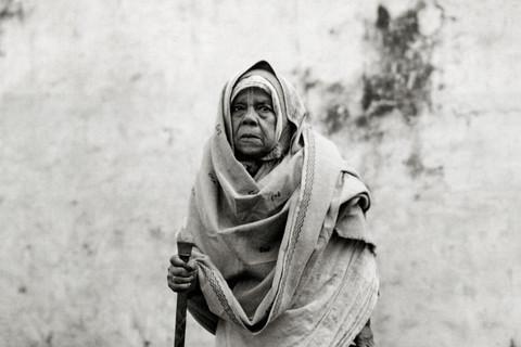 "Fazal Sheikh, Sita Dasi (""Lord Ram's Wife""), Vrindavan, India, 2005"