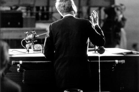 Garry Winogrand, Democratic National Convention, Los Angeles, 1960