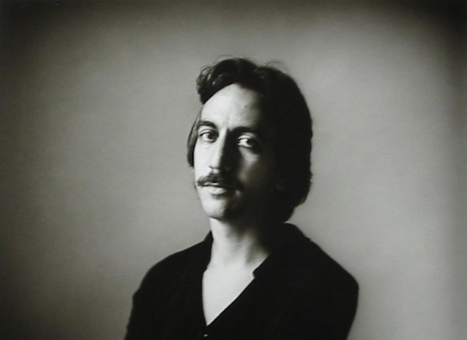 Peter Hujar, Vince Aletti, 1975