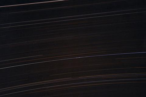 Richard Misrach, Mars Over Pyramid Lake, 3.8.97 - 3.9.97, 10:59 pm – 2:52 am, 1997