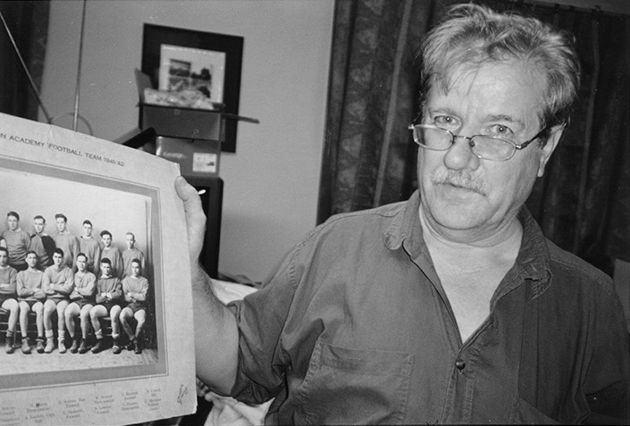 Robert Frank, John Marshall, n.d.
