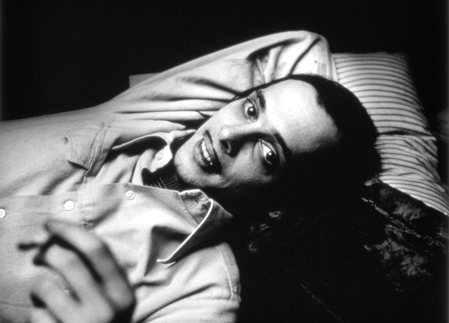 Peter Hujar, John Waters (I), 1975