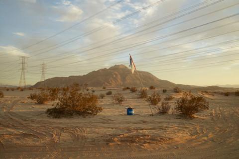 Richard Misrach, Agua #10, near Calexico, California / Agua no. 10, cerca de Calexico, California, 2014