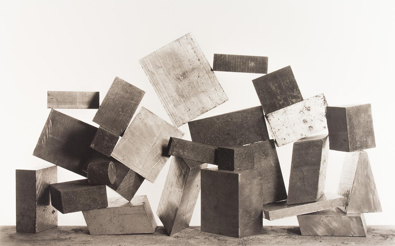 Irving Penn, Collapse, New York, 1980