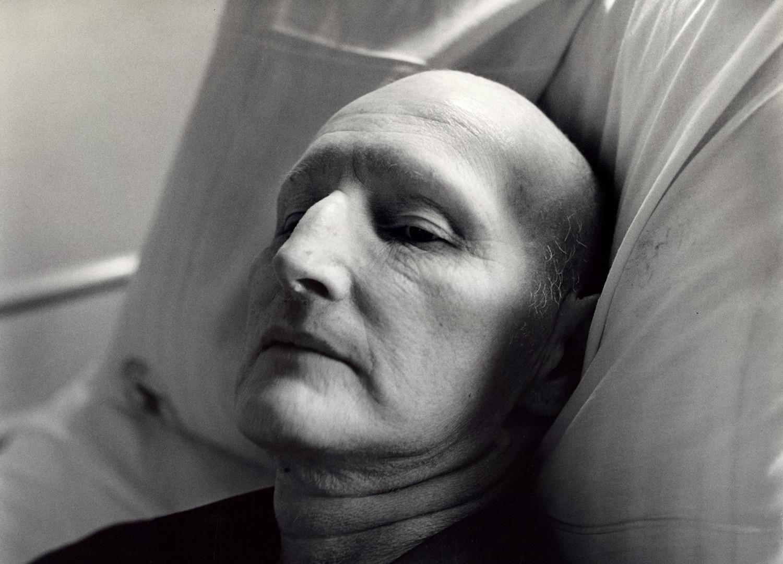 Peter Hujar, Sidney Faulkner (II), Hospital, 1981