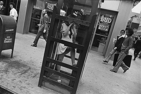 Garry Winogrand, New York, 1972