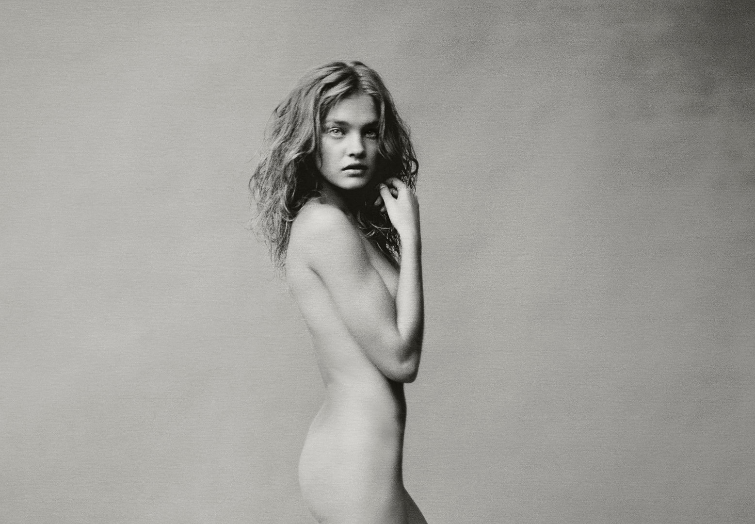 Paolo Roversi, Natalia, Studio rue Paul Fort, Paris, November 23rd, 2003