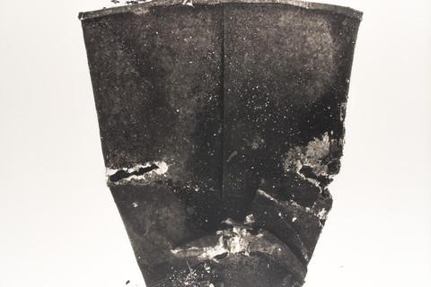 Irving Penn, Cup Face, New York, 1975