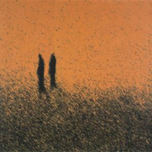 Michal Rovner, Rain II, 1998