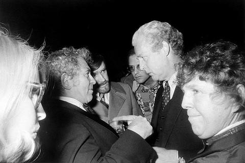 Garry Winogrand, Party, Norman Mailer's Fiftieth Birthday, New York, 1973