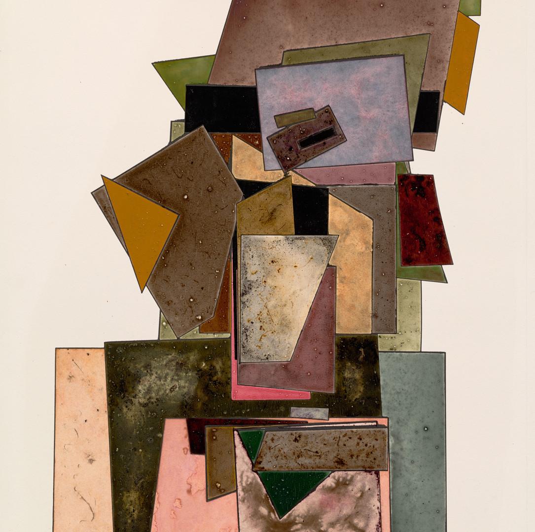 Irving Penn, Cards, 1988