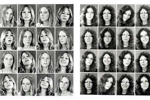 William Wegman, Blondes and Brunettes, 1974