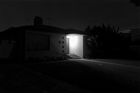 Henry Wessel, Night Walk No. 28, 1995