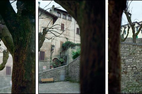 JoAnn Verburg, November Triptych, 2009