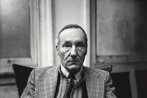 Peter Hujar, William Burroughs (III), 1975