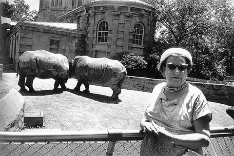 Garry Winogrand, New York, 1963
