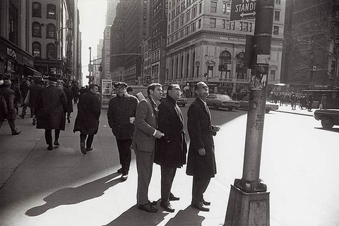Garry Winogrand, New York City, 1973
