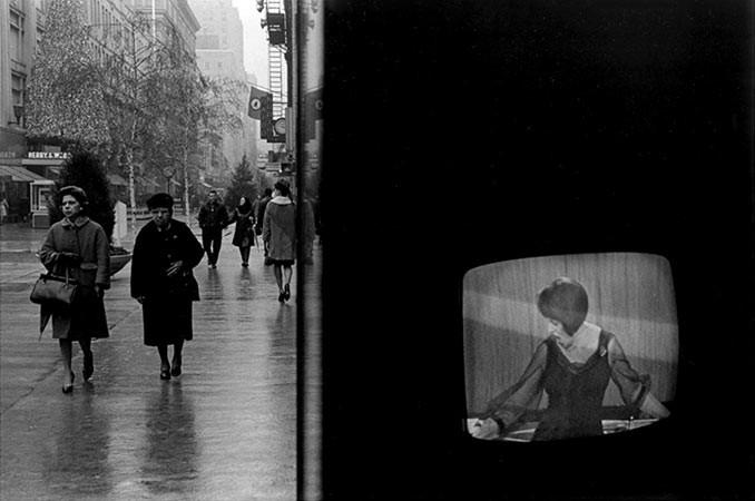 Harry Callahan, Providence, 1967