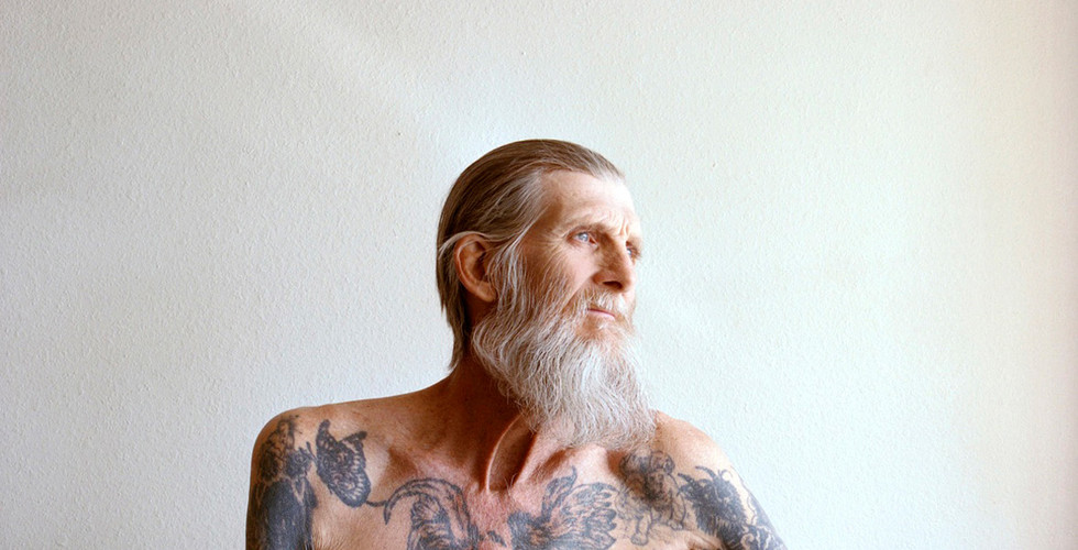 Jocelyn Lee, Untitled (John in Albuquerque), 2009