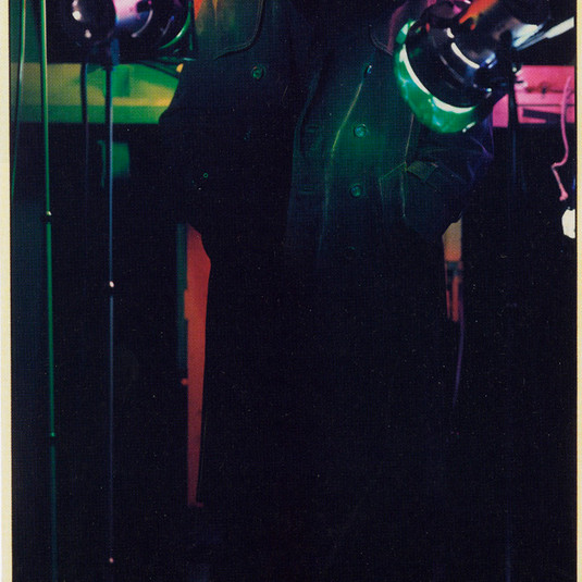 Lucas Samaras, Ultra-Large (Self-Portrait), 1983