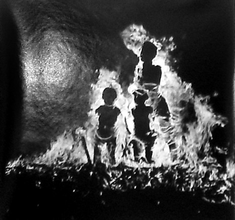 Diana Michener, Fires #1, 1998-2005