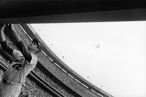 Tod Papageorge, Shea Stadium, New York, 1970