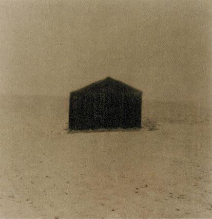 Michal Rovner, Outside #13, 1991