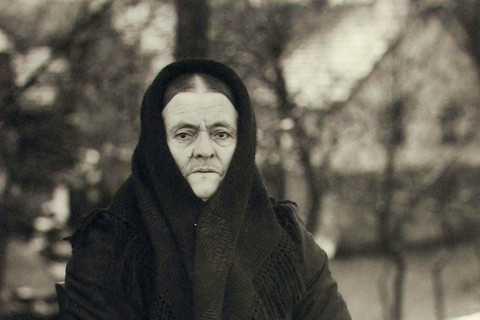 August Sander, The Fighter or Revolutionary, 1912