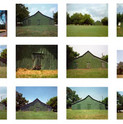 William Christenberry, Green Warehouse, Newbern, Alabama, 1973-2001