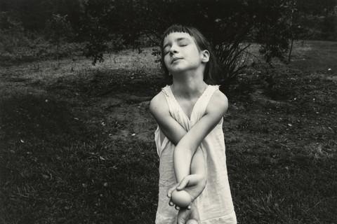 Emmet Gowin, Nancy, Danville, Virginia, 1969