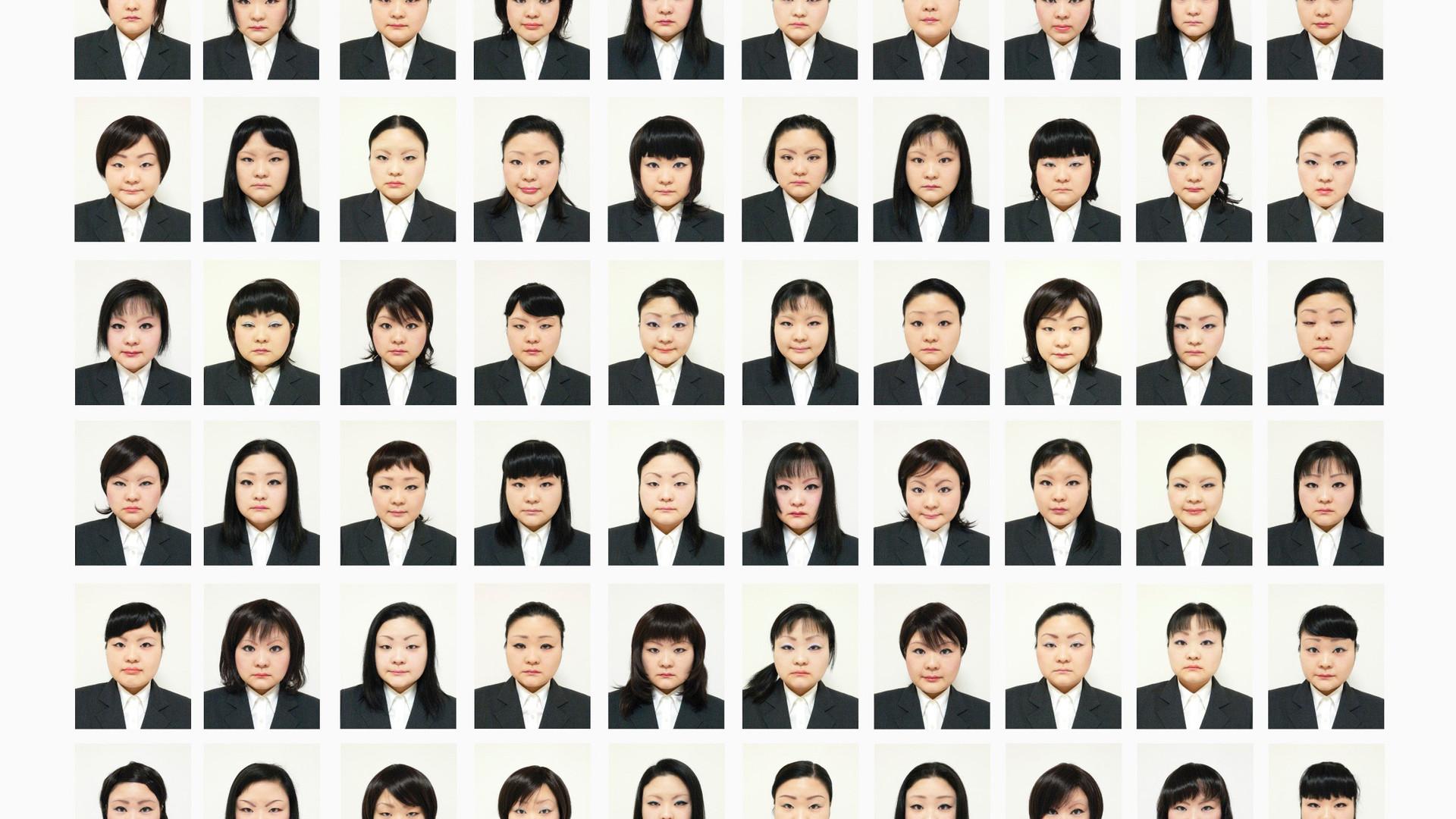Tomoko Sawada, Recruit/Grey, 2006