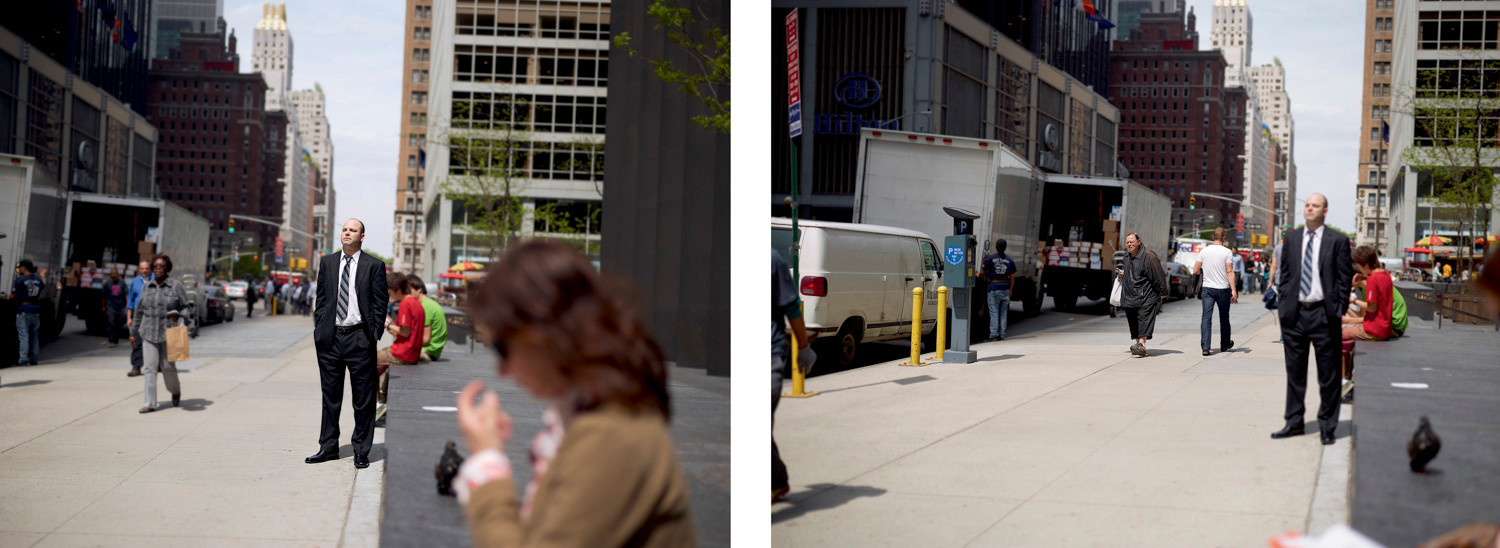 Paul Graham, 53rd Street and 6th Avenue, 6th May 2011, 2.41.26 pm