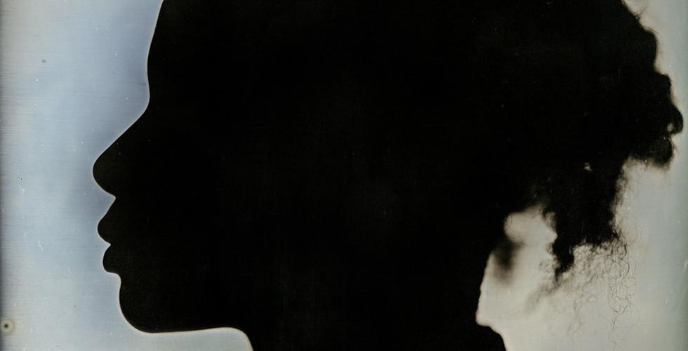 Chuck Close, Kara Walker, 2008