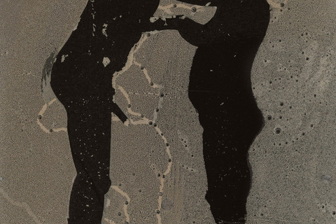 Emmet Gowin, Water and Salt, 2016