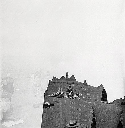 Harry Callahan, Chicago, c. 1954