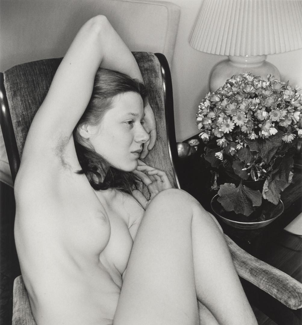 Lee Friedlander, Nude, 1981