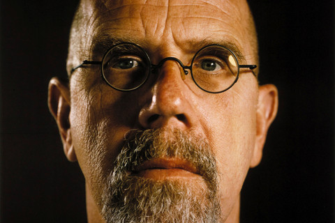 Chuck Close, Self-Portrait, 2010