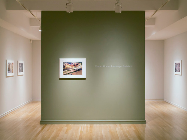 Emmet Gowin: Landscapes Adalucia